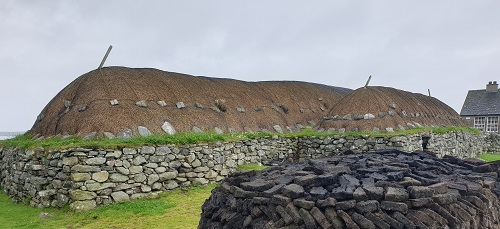 Blackhouse Peat